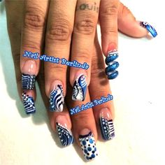 www.nailartistberlinda.com - Nail Art Gallery by NAILS Magazine