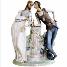 Acesse , cadastre-se e LANCE ! www.IARREMATE.com Leilão Valdir Teixeira HOJE às 20h! Lote 0275 Lladró - belo e grande grupo escultórico em porcelana espanhola - policromada, representando Romeu e Julieta. Marca da manufatura e numeração na base. Med. 43,5x34x15cm. #lladro #porcelana #webstagram #escultura #art #arte #arquiteturadeinteriores #antique #antiguidades #florpimentelmidia #like #love #leilão #criatividade #compartilhearte #valdirteixeira #carioca #paulistano
