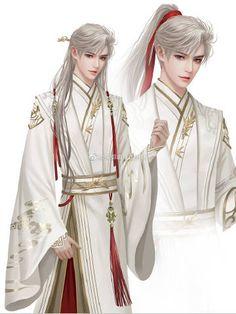Fantasy Art Men, Beautiful Fantasy Art, Handsome Anime Guys, Cute Anime Guys, Boy Art, Art Girl, Male Cartoon Characters, Cute Baby Shoes, Pretty Men