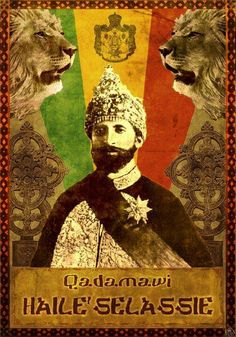 """Haile Selassie's religion : """"I and I is an expression to totalize the concept of oneness. 'I and I' as being the oneness of two persons. So God is within all of us and we're one people in fact. I and I means that God is within all men. The bond of Ras Tafari is the bond of God, of man"""", Cashmore, E.E. (ca. 1983)"""
