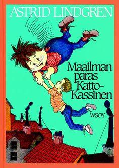 Katto Kassinen My Little Girl, Comic Books, Comics, Retro, Kids, Movie Posters, Art, Astrid Lindgren, Young Children