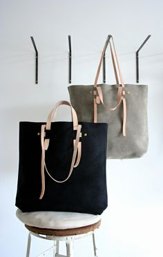HOI BO bags, S/S 2011— they just keep getting better each season...