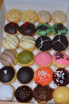 Delicious Donuts, Yummy Food, Food N, Food And Drink, Snap Food, Tumblr Food, Food Snapchat, Food Gallery, Aesthetic Food