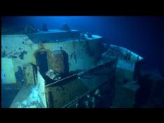 Exploring the wreck of the Bismarck - and it is in great condition: http://www.thevintagenews.com/2016/06/08/exploring-the-wreck-of-the-bismarck-and-it-is-in-great-condition/