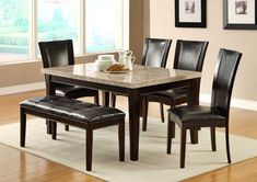 6 pc dining sets