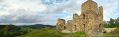zřícenina hradu Brníčko (castle ruins Brnicko)