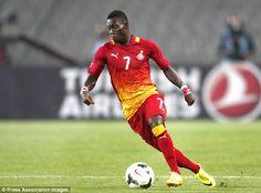 AFCON 2015: Algeria is afraid of Ghana says Christian Atsu - http://www.ghanatoghana.com/afcon-2015-algeria-afraid-ghana-says-christian-atsu/