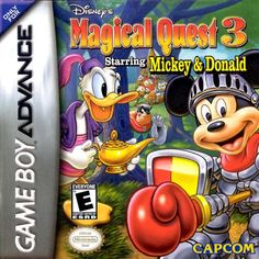 Disney Magical Quest 3 (Nintendo Game Boy Advance) GBA: $40.00 End Date: Sunday Dec-3-2017 7:27:25 PST Buy It Now for only: $40.00 Buy It…