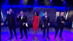 Il Divo perform 'Can You Feel the Love Tonight'