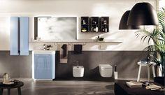 Arredo Bagno Blu Scavolini : Fantastiche immagini su idro scavolini bathrooms bagno
