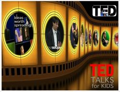 Explore this interactive image: TED Talks for Kids by digitalsandbox1