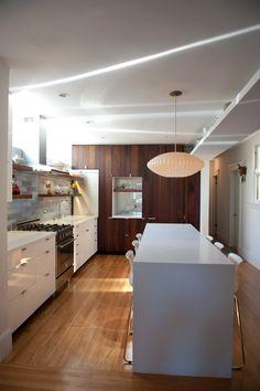 Vote for the Best Reader Kitchen: Jan Hammock Modern SF Kitchen
