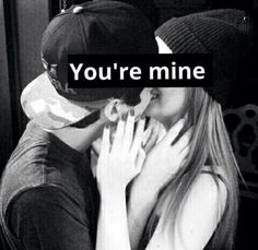 <3 You're mine