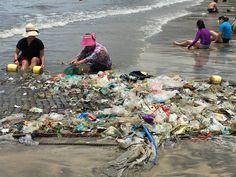 Hong Kong, Hong Kong beaches, beach, trash, garbage, plastic, litter, pollution, plastic pollution, trash tsunami, plastic trash, plastic garbage, garbage tsunami