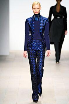 David Koma Fall 2012 – Vogue
