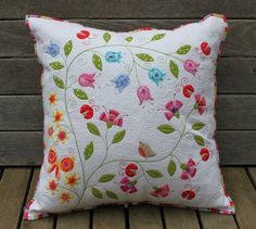 In Spring from Don't Look Now pattern company