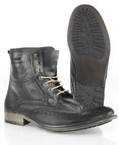 Superdry Jacob Boots - Mens AW13 Preview