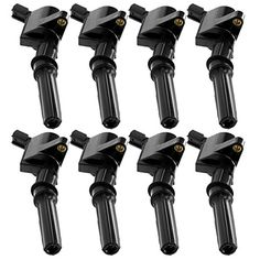 Set of 8 Ignition Coil for Ford Lincoln Mercury 4.6l 5.4l V8 Compatible with DG508, C1454, C1417, FD503, IC33, 3L3Z12029BA, 3L3E12A366CA, 3L3Z12029BA, 3L3U12A366BB. For product info go to:  https://www.caraccessoriesonlinemarket.com/set-of-8-ignition-coil-for-ford-lincoln-mercury-4-6l-5-4l-v8-compatible-with-dg508-c1454-c1417-fd503-ic33-3l3z12029ba-3l3e12a366ca-3l3z12029ba-3l3u12a366bb/