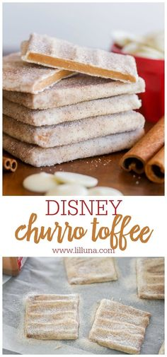 Candy Recipes, Baking Recipes, Sweet Recipes, Köstliche Desserts, Delicious Desserts, Dessert Recipes, Churros, Yummy Treats, Sweet Treats