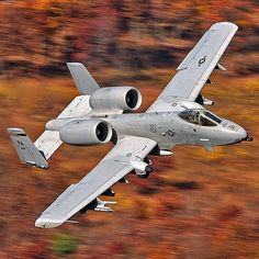 U.S. Air Force A-10 Thunderbolt II Warthog                              …                                                                                                                                                                                 More