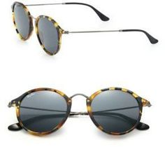 Ray-Ban 55MM Round Sunglasses   https://api.shopstyle.com/action/apiVisitRetailer?id=490950692&pid=uid2500-37484350-28