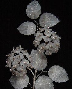 Flor de escamas