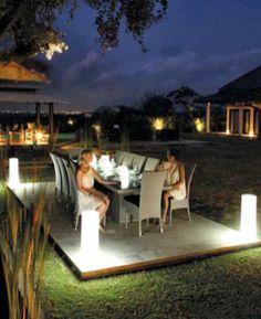 comprar lmpara de jardn con luz interior jardin jardines iluminacion decoracion
