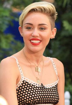 Beauty Queen: Miley Cyrus (July 2013)