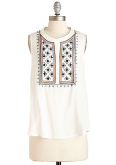 Bonne With the Wind Top, @ModCloth