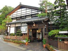 Oyado Yamakyu.  Fabulously homely ryokan in Takayama, Japan.
