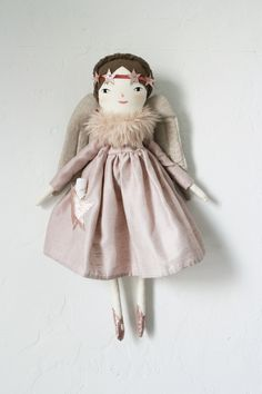 ANGEL WISH DOLL Nora