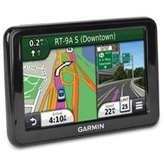 Garmin nüvi 2455LMT 4.3 Touchscreen Portable GPS System w/North American Maps & Free Lifetime Map Updates/Traffic - B