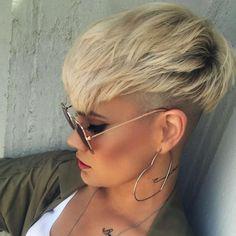Sandra Short Hairstyles - 2
