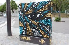 Moyoshi (...) - Paris 13 (France)