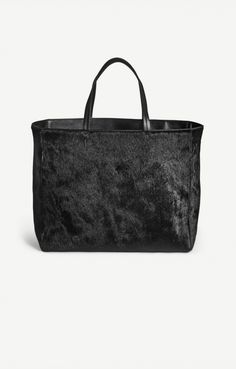 gorgeously black with beautiful texture