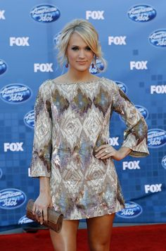 Carrie Underwood American Idol Finale 2011