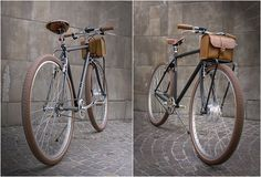 Making an electric bike not look electric is a difficult task, but Italian brand Velorapida have managed it beautifully with their collection of bicycles with a vintage flavor. The electric bikes are inspired by vintage frames and have a secret batte