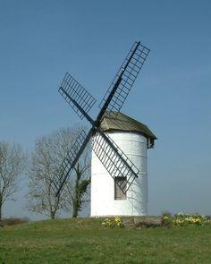 Ashton Mill A stone built tower mill