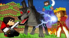 Minecraft: A PRINCESA - HEROBRINE ESTÁ NOS TREINANDO! #40