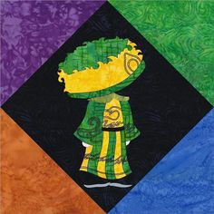 (7) Name: 'Quilting : Sunbonnet Sam In China (2016 BOTM)