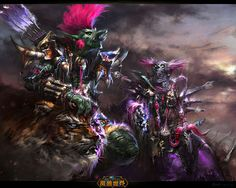 Fan Art - Media - World of Warcraft