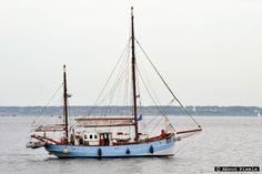 2014-06 Gaffelschepen op Pinkster Sail 2014 (Hellevoetsluis)
