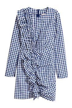 Un vestido con todas las tendencias juntas (o casi)