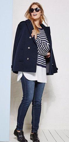 Denim Special - aktuelle Jeansmode für Plus Size Frauen