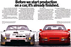 porsche advertising posters - Google Search