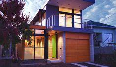 넓은 창을 가진 모던 주택 인테리어 - Daum 부동산 커뮤니티