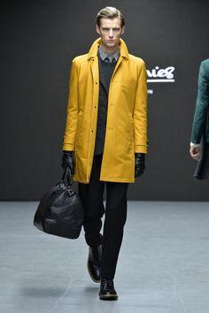 Hardy Amies Men's Fall Winter 2015 Otoño Invierno #Trends #Tendencias #Moda Hombre #Menswear