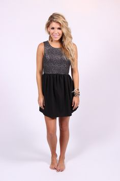 Crystal Starry Night Dress