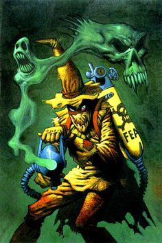 ✭ Scarecrow