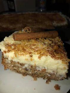 Greek Sweets, Greek Desserts, Greek Recipes, Easy Cake Recipes, Cookie Recipes, Dessert Recipes, Greek Cake, Greek Cooking, Cookbook Recipes